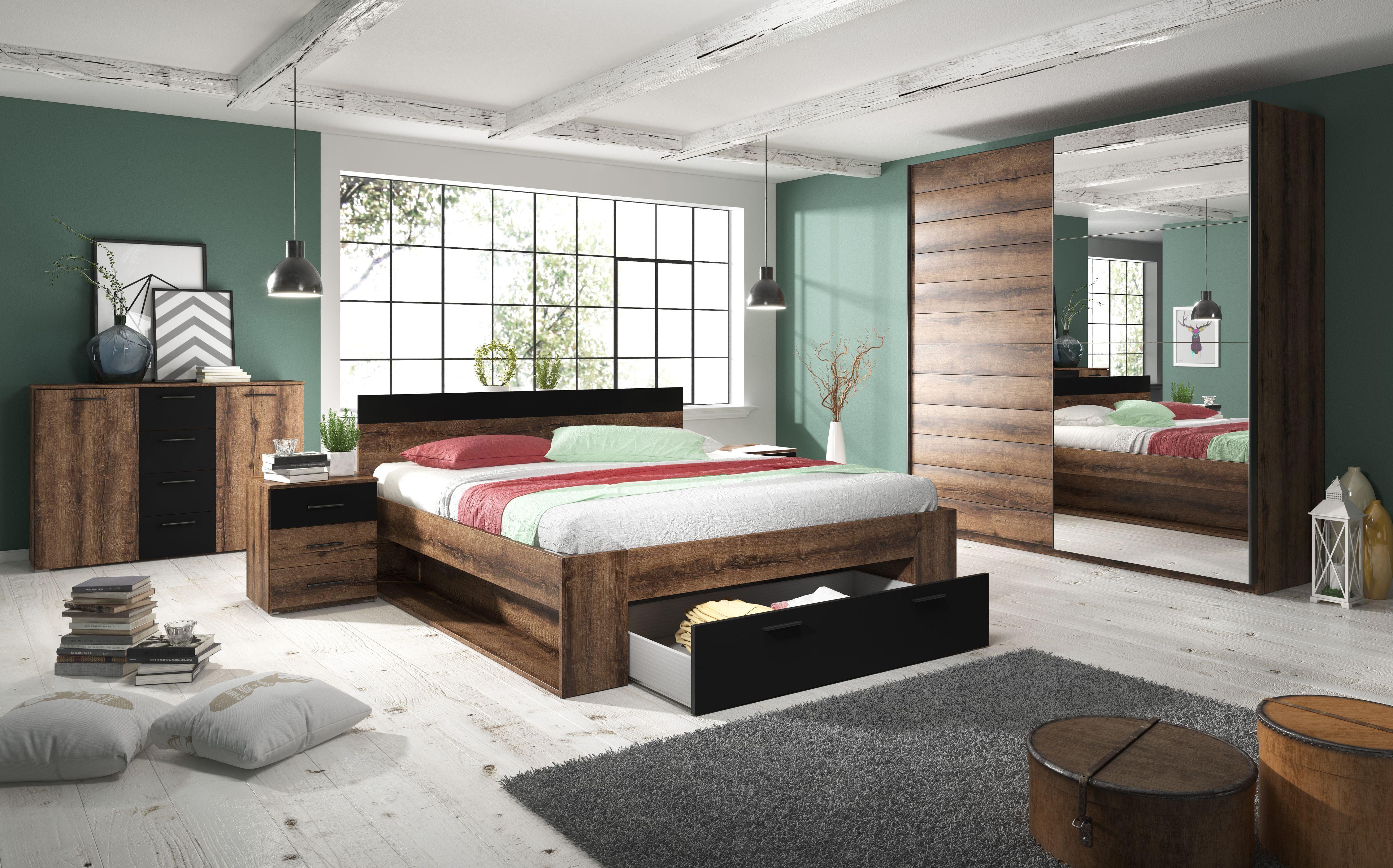 Delta Ii Bedroom Set