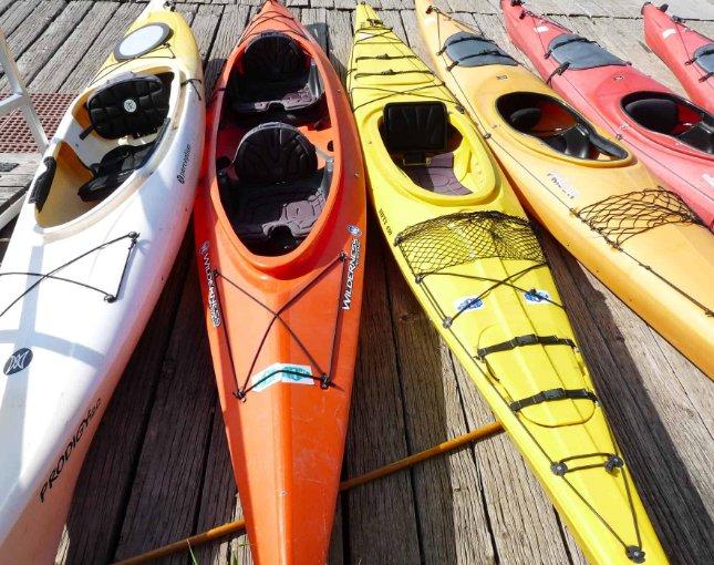 Βάρκες - Kayak