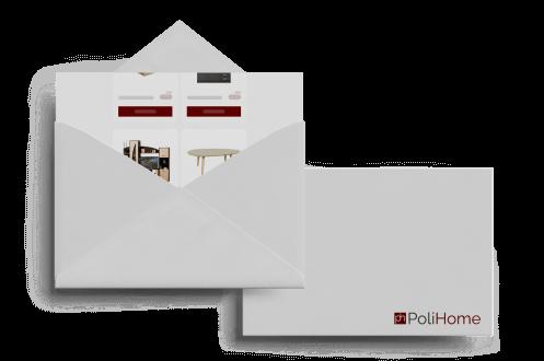 Newsletter envelope image