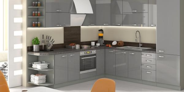 Σύνθεση κουζίνας Ingrid Corner