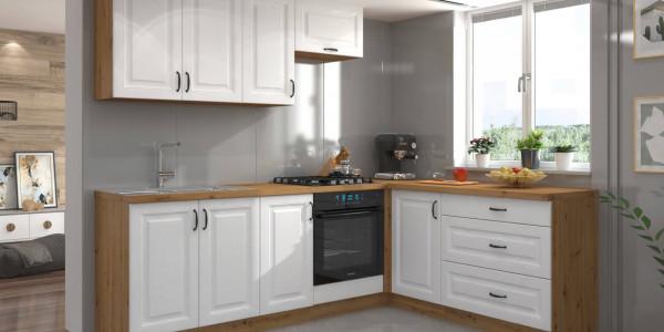 Σύνθεση κουζίνας Yvette Corner